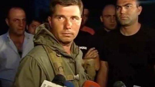 რუსი სამხედროები და ქართული პოლიცია