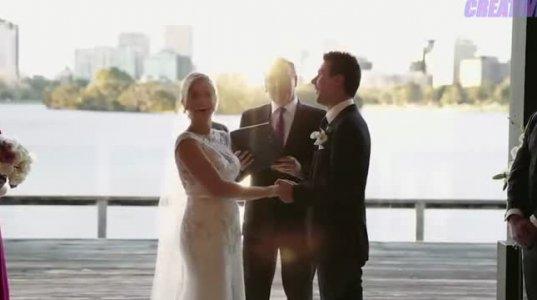 ძალიან სასაცილო კონფუზები ქორწილის დღეს