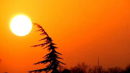 შეეხე მზეს!