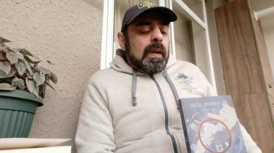 """აიზეკ აზიმოვის """"მარადისობის აღსასრული"""" ვიდეო განხილვა"""