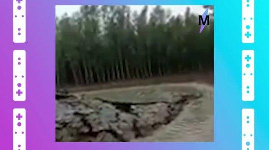 მიწა  ინდოეთში  თავისით  ამოიწია  წყლიდან   23.07. 2021