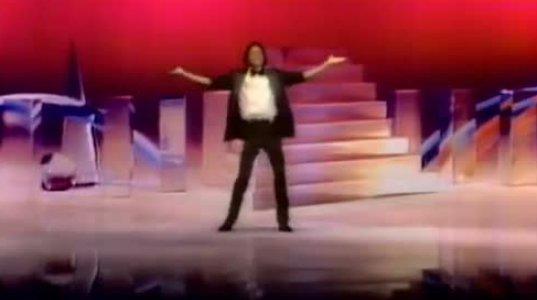 """""""არ  გაჩერდე """" (Don't Stop 'Til You Get Enough) - მაიკლ ჯექსონი"""