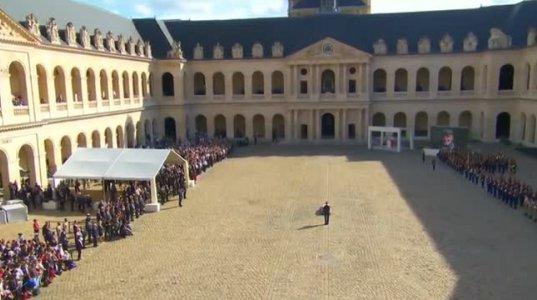 საფრანგეთი დიდ მაესტროს-ჟან-პოლ ბელმონდოს ემშვიდობება