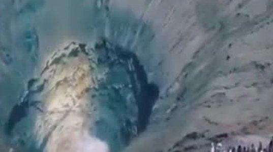 ბრომოს მთა - მოქმედი ვულკანი ინდონეზიაში   ერთ-ერთი ყველაზე შთამბეჭდავი და ტურისტებისთვის მიმზიდველი ადგილი