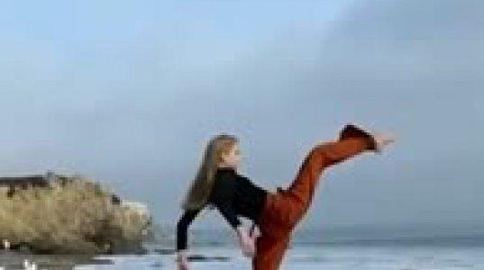 ცეკვა თვითგამოხატვის საუკეთესო გზა