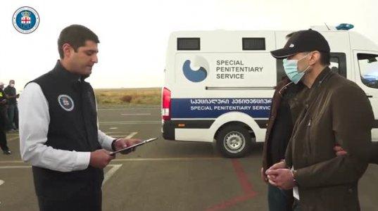 პროკურატურა მეგის ქარდავას ექსტრადიციის ვიდეოკადრებს ავრცელებს