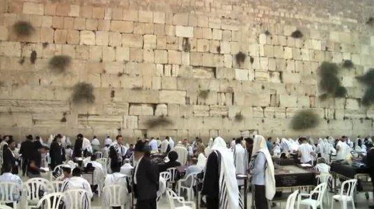 პარანორმალური ნათება იერუსალიმში (2011 წელი)