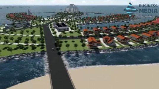 როგორი იქნება კუნძული ბათუმში